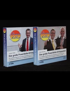 Das große Power Seller-Erfolgspaket Audioseminar