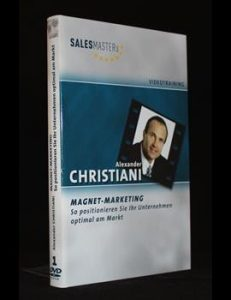 Magnet – Marketing DVD-Seminar