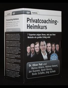 Privatcoaching-Heimkurs DVD-Seminar