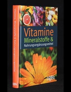 Vitamine Mineralstoffe und Nahrungsergänzungsmittel