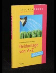 Read more about the article Geldanlage von A – Z