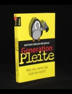 Read more about the article Generation Pleite