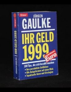 Read more about the article Ihr Geld 1999