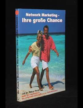 Network Marketing Ihre große Chance