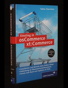 Einstieg in osCommerce xt:Commerce