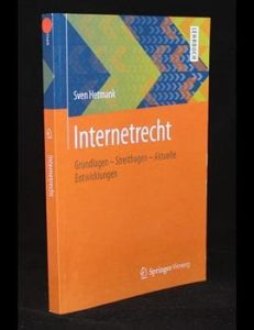 Read more about the article Internetrecht