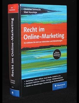 Recht im Online Marketing