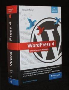 WordPress 4 Das umfassende Handbuch