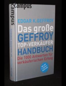 Read more about the article Das große Geffroy Top-Verkäufer Handbuch