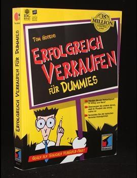 Erfolgreich verkaufen für Dummies