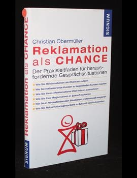 Reklamation als Chance