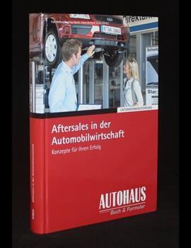 Aftersales in der Automobilwirtschaft