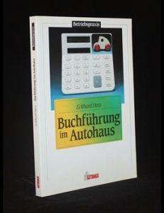 Buchführung im Autohaus