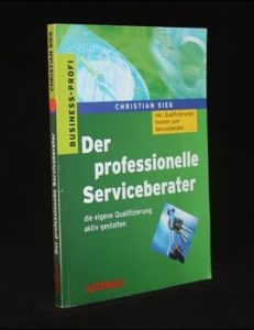 Der professionelle Serviceberater