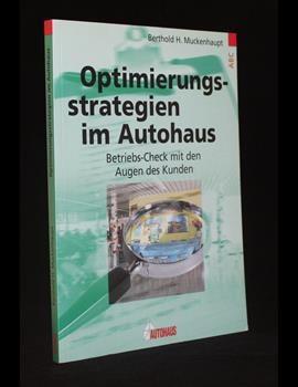 Optimierungsstrategien im Autohaus