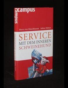 Service mit dem inneren Schweinehund
