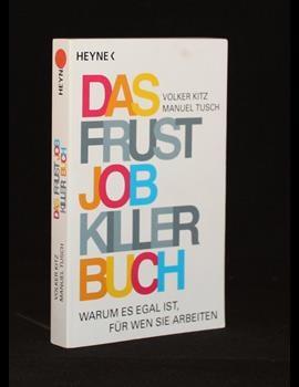 Das Frust Job Killer Buch