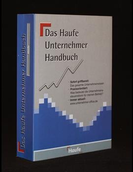 Das Haufe Unternehmer Handbuch