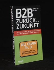 "B2B ""Back to Basics"" zurück zur Zukunft"