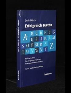 Read more about the article Erfolgreich Texten
