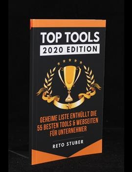 Top Tools 2020 Edition