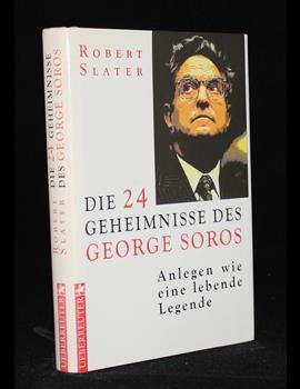 Die 24 Geheimnisse des George Soros