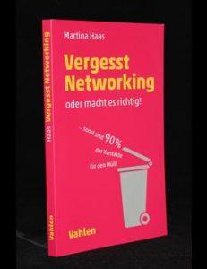 Vergesst Networking