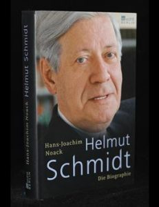 Read more about the article Helmut Schmidt