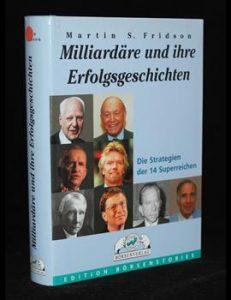 Read more about the article Milliardäre und ihre Erfolgsgeschichten