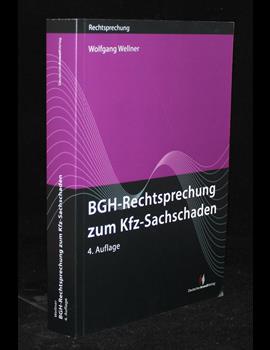 BGH-Rechtsprechung zum Kfz-Sachschaden