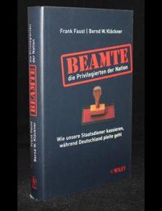 Read more about the article Beamte – die Privilegierten der Nation