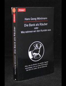 Die Bank als Räuber