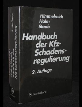 Handbuch der Kfz-Schadenregulierung
