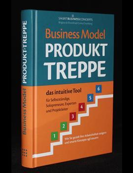 Business Model Produkt Treppe
