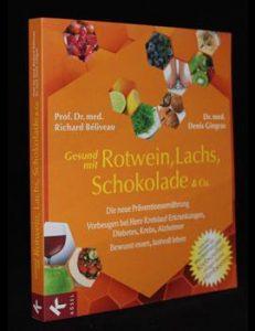 Read more about the article Gesund mit Rotwein, Lachs, Schokolade & Co.