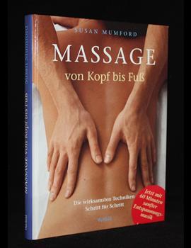 Massage vom Kopf bis Fuß