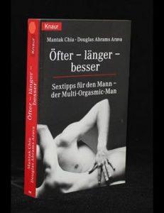 Öfter – länger – besser